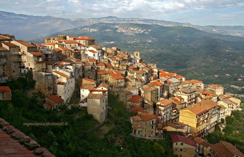 castel san lorenzo dall alto