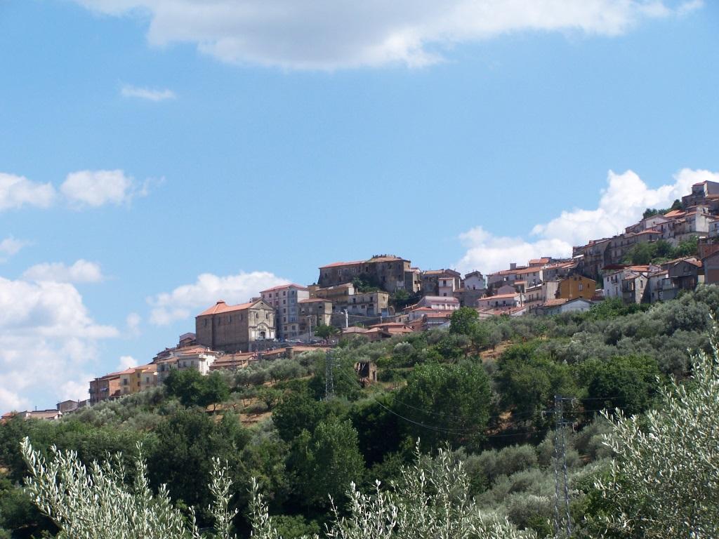 castel san lorenzo foto