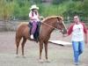 trekking cavallo istruttore di monta naturale